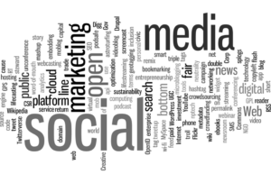 Words and concepts associated with Social Marketing