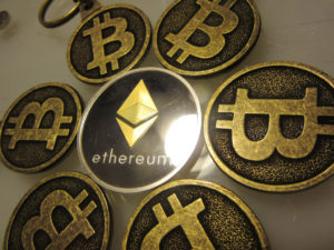 Bitcoin competitor Ethereum